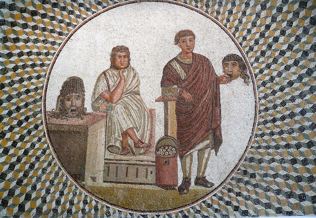 pantheon poets